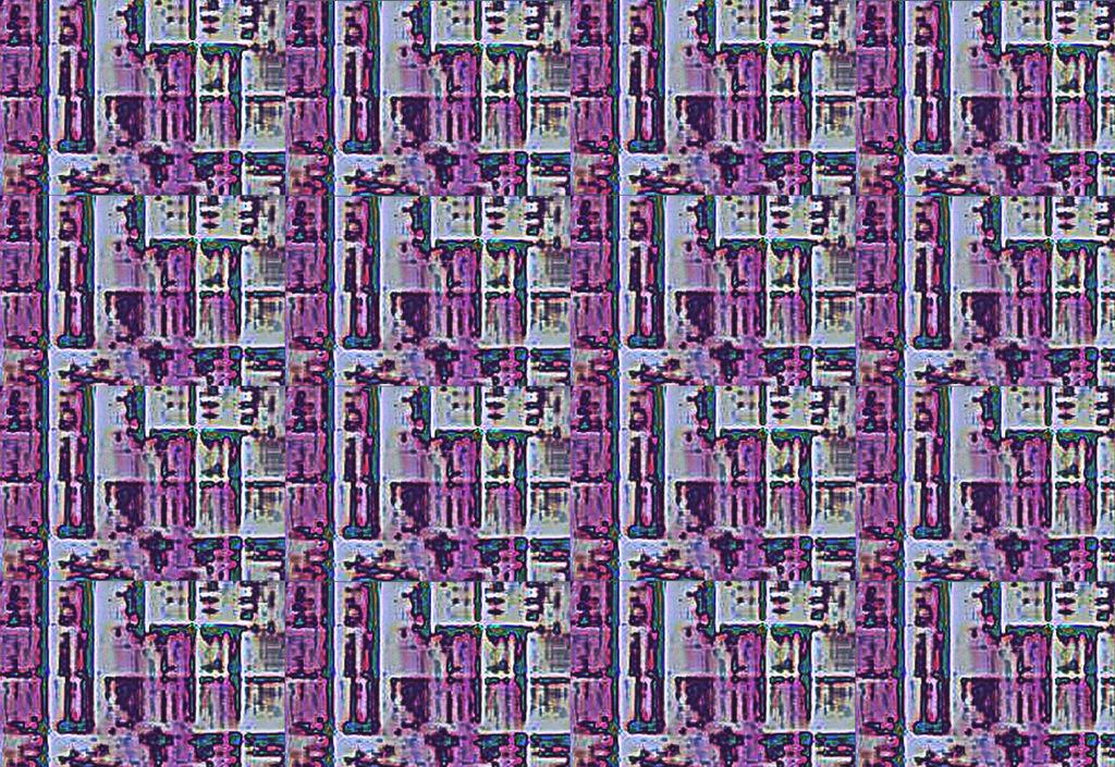 morphing pattern